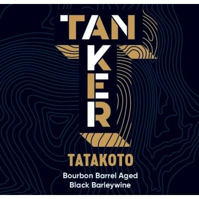 Black Pearl Tatakotu Bourbon BA Black Barleywine, 10,5% 33cl (TANKER)