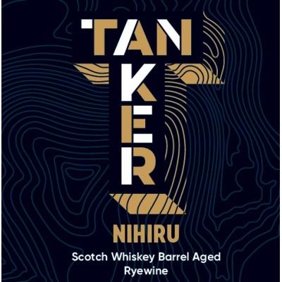 Black Pearl Nihiru Scotch Whisky BA Ryewine, 10,5% - 33cl (TANKER)