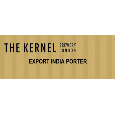 Export India Porter, 6,1% - 33cl (THE KERNEL)