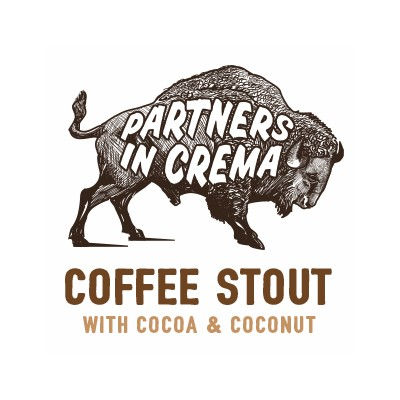 Partners In Crema, 10% - 35,5cl (Wild Leap)