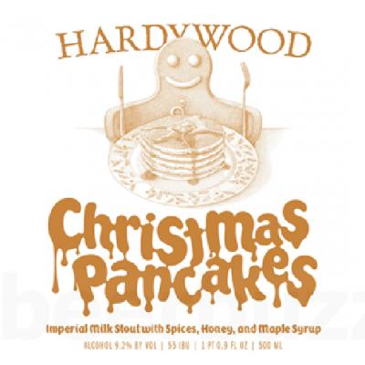 Christmas Pancakes, 9,2% - 47,3cl (Hardywood)