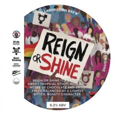 Reign Or Shine, 6,2% - 44cl (CLOUDWATER)