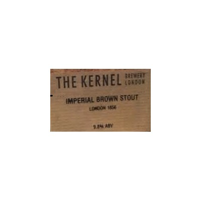Imperial Brown Stout London 1856, 9,5% - 33cl (THE KERNEL)